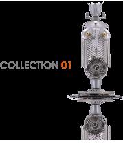 Doumkes - Création de lampes Collection numéro 1