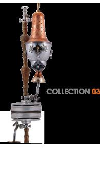Doumkes - Création de lampes Collection numéro 3