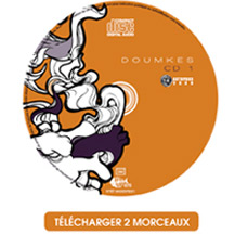DOUMKES CD 1 Premier album