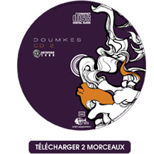 DOUMKES CD 2 Premier album